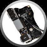 MacBook I/O Board Repair