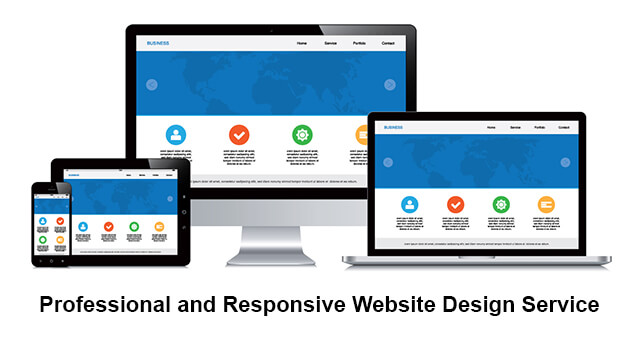 Responsive Web Design Forest Lake